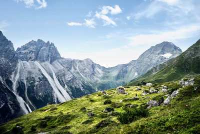 Wanderlust in the Stubai Valley