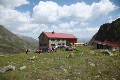 Hochgenüsse im Hochgebirge von Ischgl