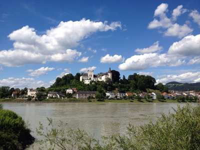 Danube Cycle Path part II - picturesque cycling pleasure in Austria