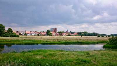 Der Weser Radweg