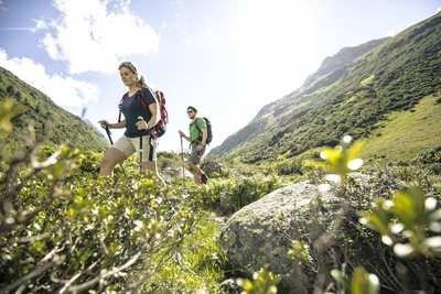 Berge voller Sommer - St. Anton am Arlberg