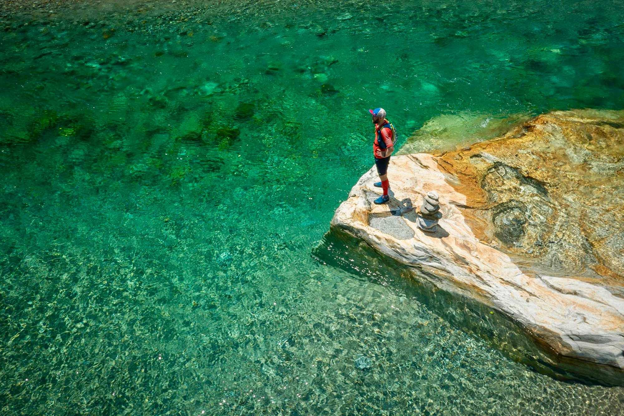 Trailrunning Top 5 in Ascona Locarno