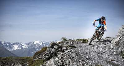 Davos Klosters – a singletrack paradise in the Alps
