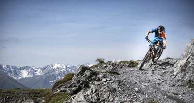 Davos Klosters – das Singletrail-Paradies der Alpen
