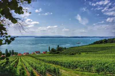 5 days. 3 countries. 1 Lake Constance.