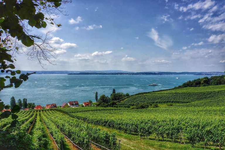 The Lake Constance Cycle Way — in five stages through three countries