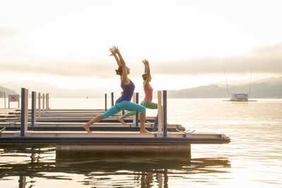 Wandern, Yoga, Coaching & Kulinarik am Wörthersee