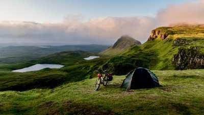 Hebridean hopscotch – cycling along Scotland's magical west coast