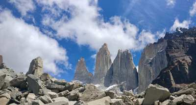 Der O-Trek im Torres del Paine Nationalpark