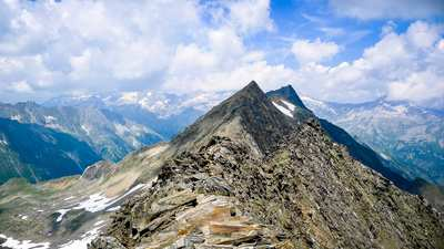 Alpine at its best – the Berlin High Trail