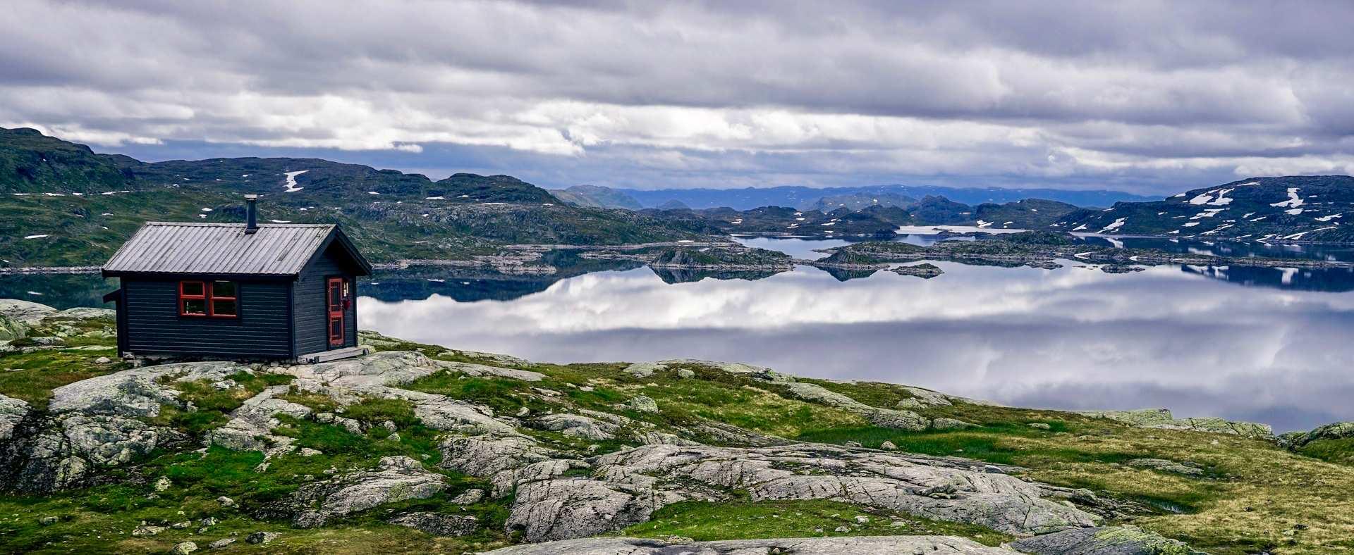 150 Kilometer durch Norwegens Wildnis
