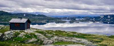 150 km in the Wilderness of Norway