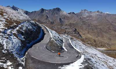 10 epische Alpen-Herausforderungen