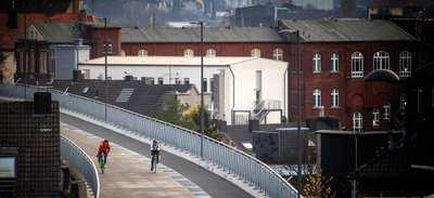 Die schönsten Bahntrassen-Radwege im Ruhrgebiet