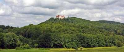 BahnRadweg Hessen - Schlösser, Burgen & traumhafte Natur