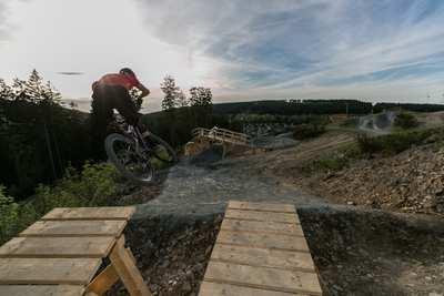 Bike Parks im Westen Deutschlands