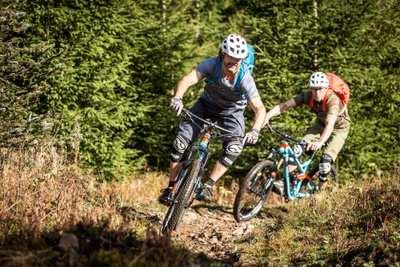 Der Stoneman Trail im Erzgebirge