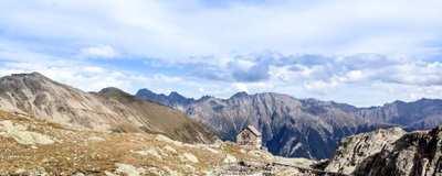4 wildromantische Hüttennächte hoch über dem Ötztal