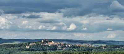 Burgenweg Oberpfalz – 9 Tage im idyllischen bayerischen Norden