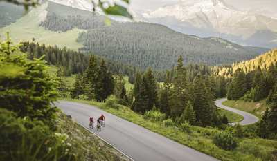 """Ride the Alps"" – a spectacular cycling experience"