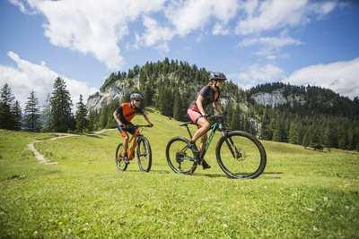 Mountainbiken im Herzen von Dachstein-Salzkammergut