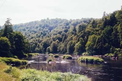 Der Regental-Radweg – 4Tage durch den Bayerischen Wald