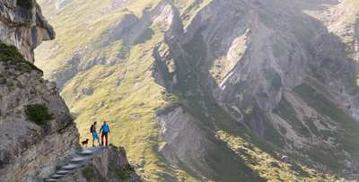 Grosse und kleine Abenteuer in der Bergwelt Tirols