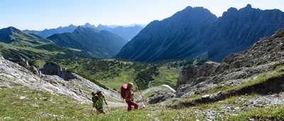 Wandern im schönsten Hochtal der Alpen – das Tannheimer Tal
