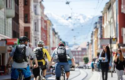 Alpines Abenteuer trifft urbanen Lifestyle – welcome to Innsbruck!