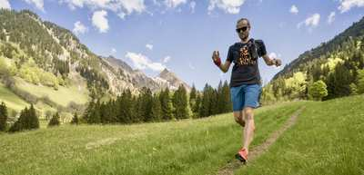 Trailrunning-Paradies Oberstdorf