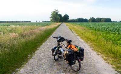 3 Tage auf dem Hamburg-Bremen-Radweg