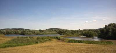 In 7 Tagen auf dem Leine-Heide-Radweg an die Elbe