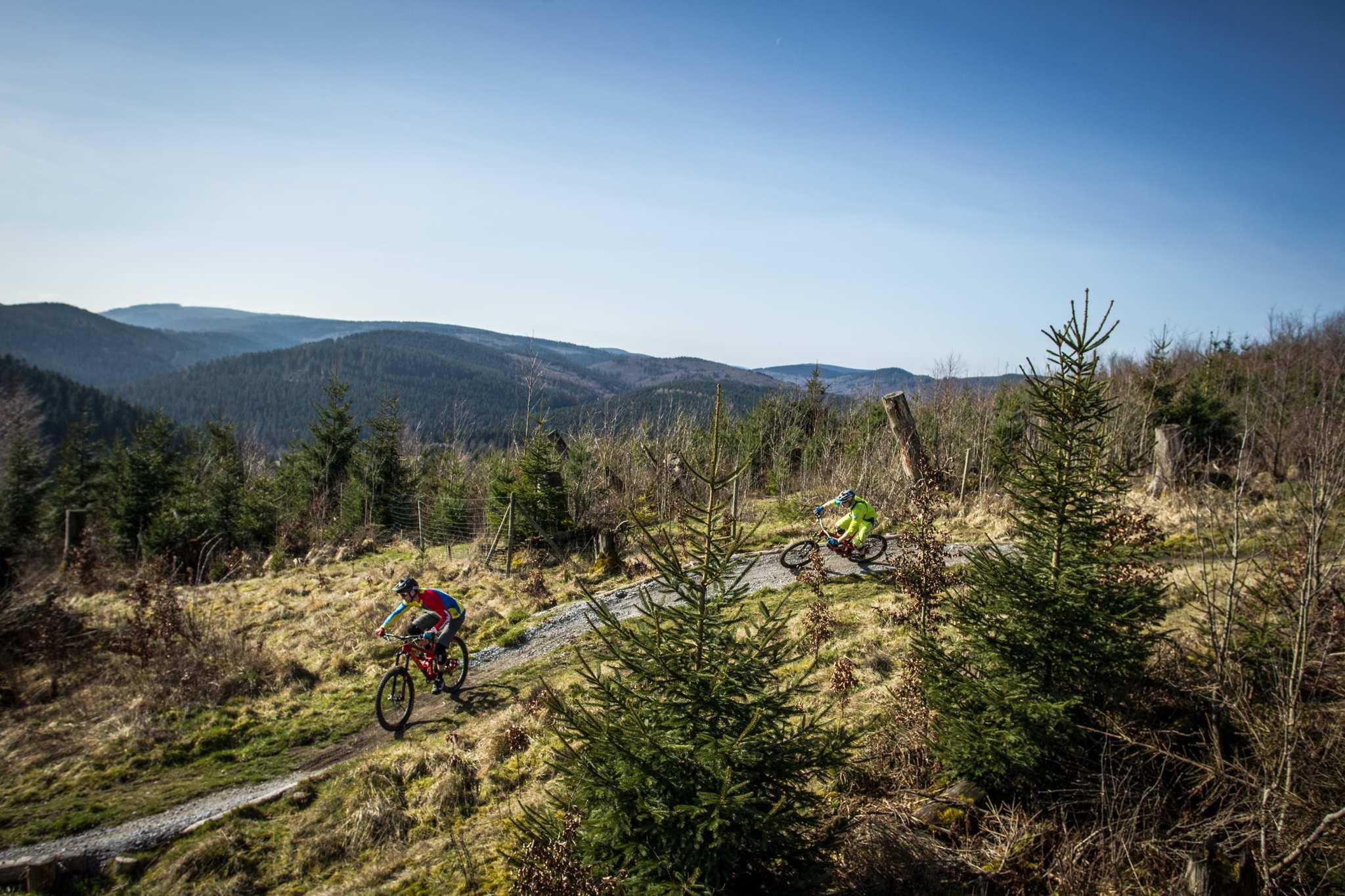 single trails sauerland