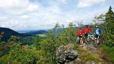 MTB-Abenteuer mitten in Deutschland – 3 Tage über den Rennsteig