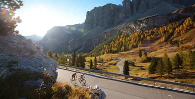 South Tyrol - the best tours for road cyclists