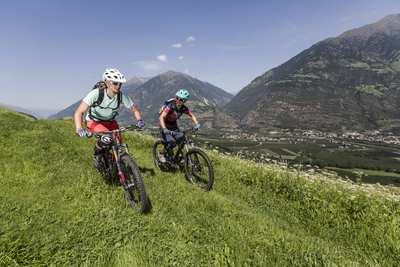 Inspiration für deinen Bikeurlaub in Südtirol