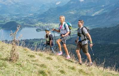Explore the Salzkammergut on the BergeSeenTrail