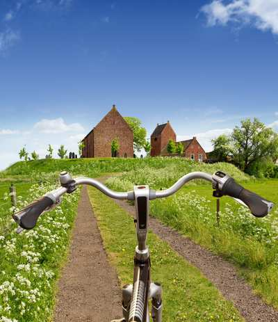 Groningen - wide cultural landscapes that offer much to discover