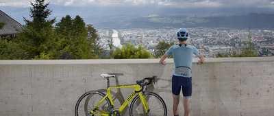Innsbruck: Die Host City der Rad WM 2018 mit Höhenmeter Garantie