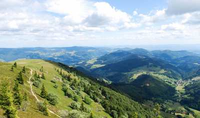Entdecke den Schwarzwald auf den Genießerpfaden
