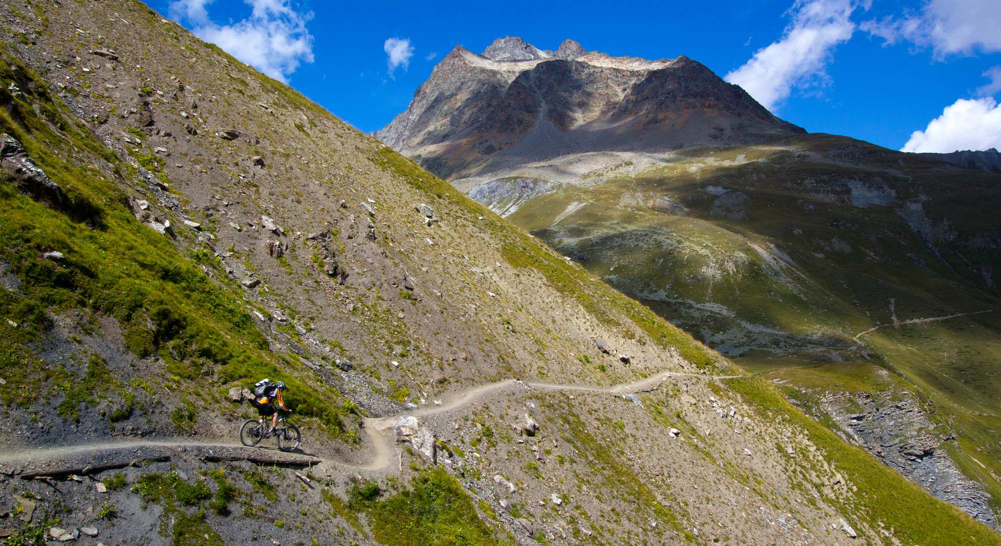 400 Kilometer Flow Trails im Engadin