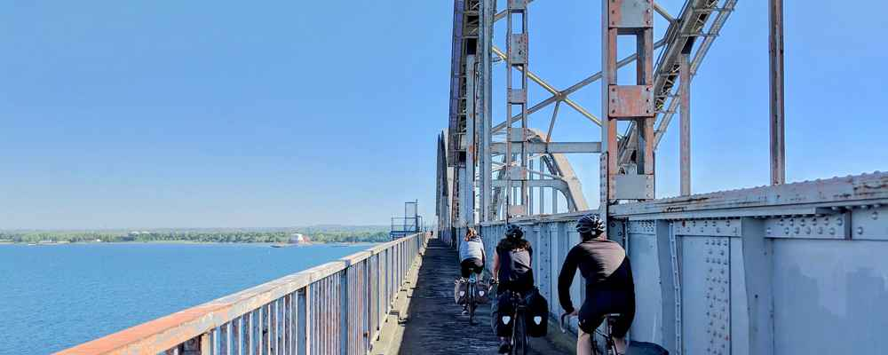 Cycling from Hamburg to Copenhagen – salty air included