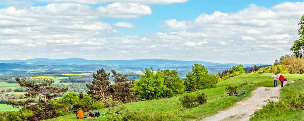Weiher Wald Und Sanfte Hügel Die Neuen Vgn Freizeittipps