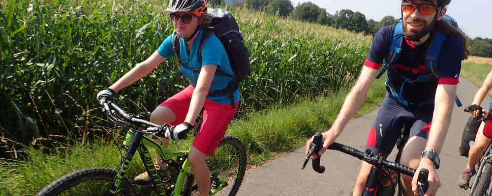 Die Schönsten Radtouren In Franken Und Der Oberpfalz Vgn