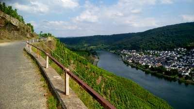 Cycling Around Koblenz