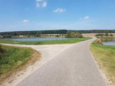 Rennradtouren rund um Erlangen
