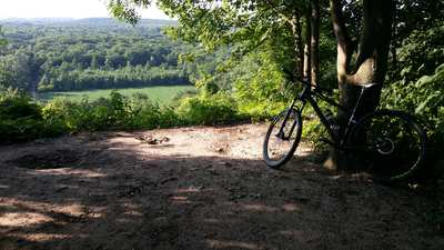 Mountainbike-Touren in Krefeld