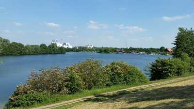 Cycling Around Krefeld