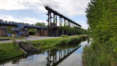 Wandern rund um Duisburg