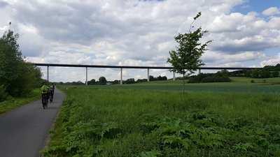 Mountainbike-Touren in Mülheim an der Ruhr